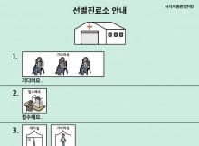 코로나19 선별진료소용 AAC(...